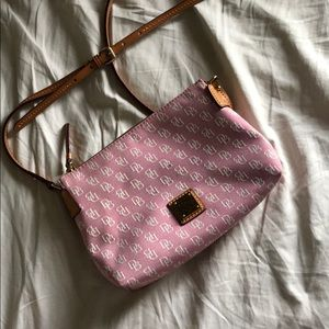 Dooney and Bourke cross body purse